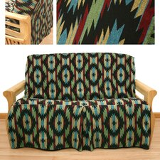 Little Joe 5 Piece Full Skirted Futon Cover Set