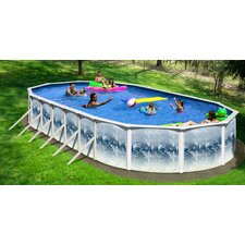 SS Series Oval Swimming Pool