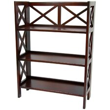 Architectural Bookcase Shelf Unit