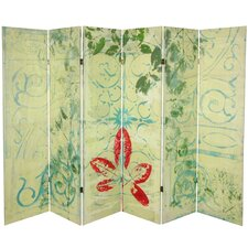 Garden Gate Canvas Room Divider