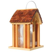 Wood Mountain Chapel Feeder