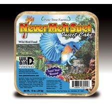 Insect Never Melt Suet Cake