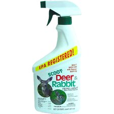 Deer and Rabbit Repellent