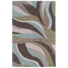 Fashion Blue/Brown Rug
