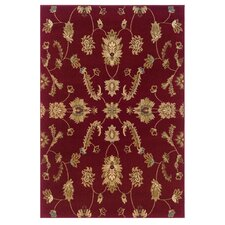 Adana Red Traditional Design Rug