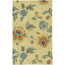 Enchant Yellow Rug