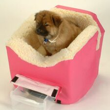 Lookout II Pet Car Seat in Pink