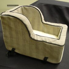 Large Luxury High-Back Console Pet Car Seat