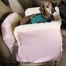 Lookout I Pet Car Seat in Pink