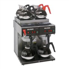 CWTF 4/2 Automatic Twin Coffee Maker