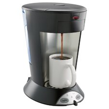 Commercial Automatic Coffee Pod Brewer