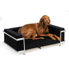 Moderno Dog Bed in Diamond Fabrics