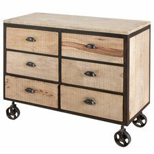 Dalhousie 6 Drawer Dresser