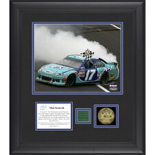 NASCAR Matt Kenseth 2012 Hollywood Casino 400 Framed Photo