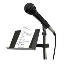 Attachable music stand