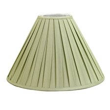 Shantung Soft Hand Made Wrap Box Pleat Shade