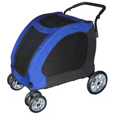 Expedition Pet Stroller in Blue Sky
