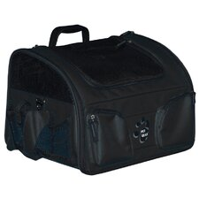 Ultimate Traveler 3-in-1 Pet Carrier in Black
