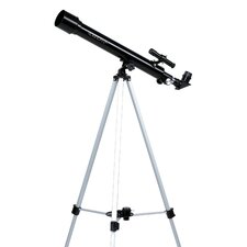 50mm x 625mm Refractor Telescope in Black