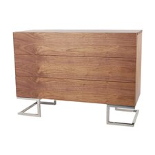 Hunter 3 Drawer Dresser