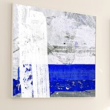 Abstract Stripped Down Wall Art