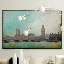 Architecture London Calling Wall Art