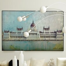 Architecture Abundance Wall Art