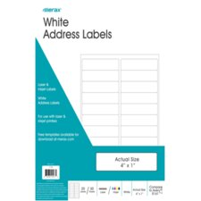 Address Labels (Set of 50)