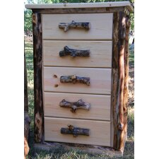 Timpview Five Drawer Chest