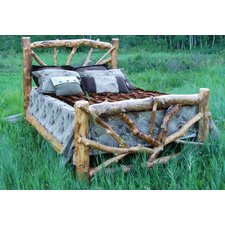 Woods Cross Slat Bed