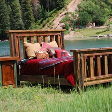 Cascade Springs Slat Bed