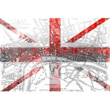 London 2 Canvas Art