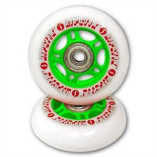 RipStik Caster Board Replacement Wheel Set in Green (Set of 2)