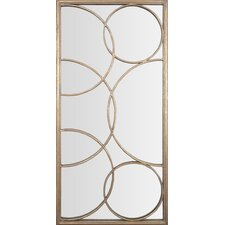 Transitional Wall Decor Mirror