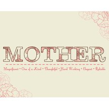Motherly Love Wall Art Print