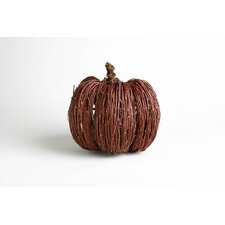 Foxy Fall Vine Pumpkin