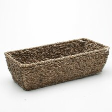 Baskets Rectangular Seagrass Basket
