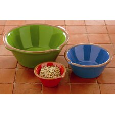 Jardin Mix and Pour Bowl (Set of 3)