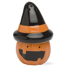 Halloween Pumpkin Salt and Pepper Shaker