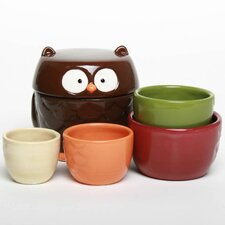 Owl Measuring Cup (Set of 5)