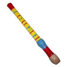 Kid's Striped Recorder