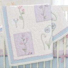 Wildflower Patches Crib Quilt