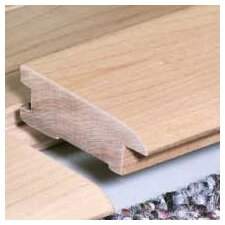 "0.75"" x 2.26"" Solid Hardwood Red Oak Reducer Bilevel in Unfinished"