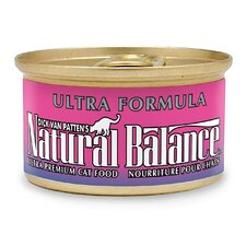 Ultra Formula Canned Cat Food (3-oz, case of 24)