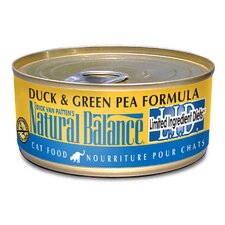 Limited Ingredient Diets Pea and Duck Canned Cat Food