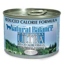 Original Ultra Reduced Calorie Formula Wet Dog Food (6-oz, case of 12)