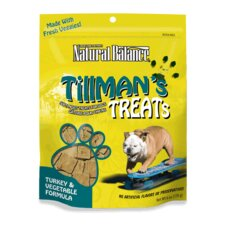 Tillman's Turkey and Vegetable Formula Dog Treats