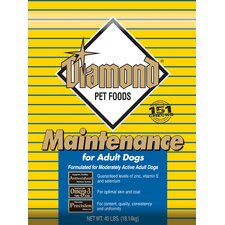 Maintenance Chunk Dry Dog Food