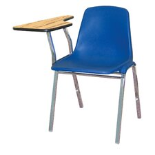 Poly Shell Chair with Optional Tablet Arm