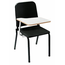 Melody Stack Chair with Tablet Arm
